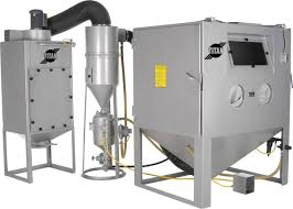Abrasive Blast Cabinet Vacuum by Industrial Blast Cabinets Rugged Made In Usa Titan Abrasive