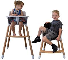 Be Mindful Convertible Baby High Chair