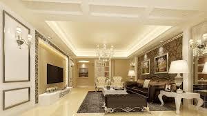 Glamourous Modern French Living Room Design