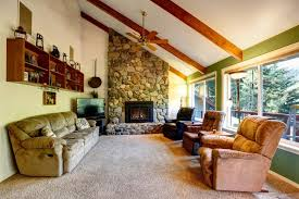 44 Amazing Living Rooms With Fireplaces PICTURES