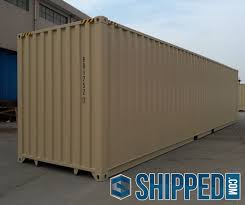 100 Shipping Containers 40 DEAL NEW HIGH CUBE SHIPPING CONTAINER HOME BUSINESS STORAGE In