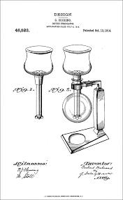 Vacuum Coffee Pots Patents