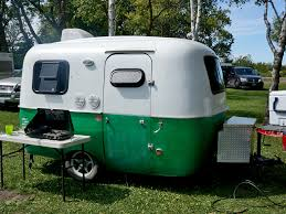 Another One Of The Vintage Boler Campers