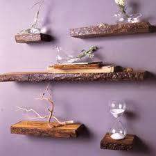 DIY Rustic Decor Ideas Using Logs 1