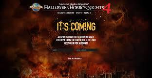 Halloween Horror Nights Theme 2014 by Kitsuneverse Haunts Universal Singapore Teases Halloween Horror