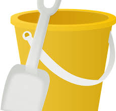 Shovel Clipart Sand Pail Beach Bucket And Transparent Png Royalty Free
