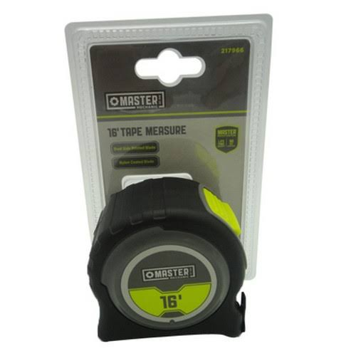 Master Tape Measure - 16'