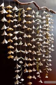 Best 25 Paper Wall Decor Ideas On Pinterest Art Hanging Origami Flowers