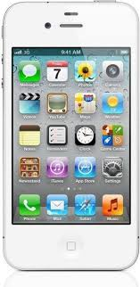 Apple iPhone 4s White 8 GB line at Best Price with Great
