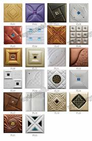 30 best 3d leather panel faux leather ceiling and wall panel
