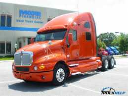 2010 Kenworth T2000 For Sale In Spartanburg, SC By Dealer