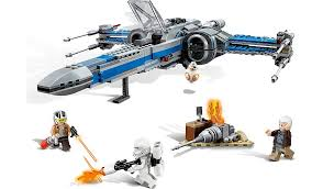 Lego X Wing Stand by Lego Star Wars Resistance X Wing Fighter 75149 Kids George