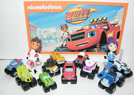 Amazon.com: Nickelodeon Blaze And The Monster Machines Party Favors ... Chic On A Shoestring Decorating Monster Jam Birthday Party Nestling Truck Reveal Around My Family Table Birthdayexpresscom Monster Jam Party Favors Pinterest Real Parties Modern Hostess Favor Tags Boy Ideas At In Box Home Decor Truck Decorations Cre8tive Designs Inc Its Fun 4 Me 5th