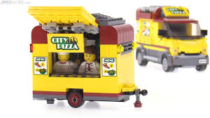100 Vendor Trucks Custom LEGO Pizza Vendor Trailer MOC YouTube