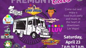 100 Vegas Food Trucks Fremont Eats Happening Saturday In DTLV