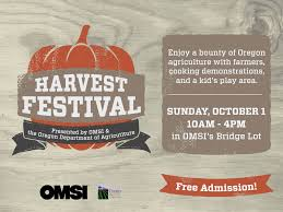 Portland Pumpkin Patch Corn Maze by Omsi Harvest Festival Free Fall Bounty Beer Tent Cooking