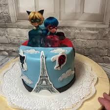 miraculous bug torte