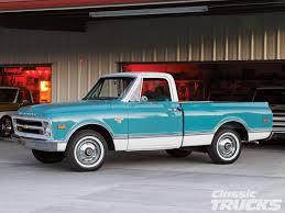 1968 Chevy C10 Pickup Truck Vintage Cruiser | Vintage Trucks ...