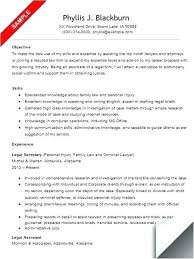 Legal Cover Letter Assistant Secretary Resume Examples Templates