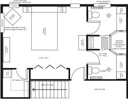 Standard Master Bedroom Size Inspirations Including Ftft Bathroom