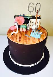 Michaels Cake Decorating Classes Edmonton plumber cake 60th birthday inspiration cakes pinterest