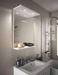 miroir salle de bain avec eclairage et prise 1 meuble de salle