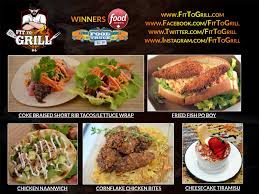 Fit To Grill Food Truck, Winners Of Food Network Food Truck Face Off ... Beach Cruiser Food Network Truck Face Off Youtube Thai Me Up Buffalo Eats Where In The World Is Lubec The Great Race Pin By Max Ambrosia On Vib Pinterest Truck And Mechanical Owl Food Greenville Sc Truly Unruly Feasto Toronto Trucks Realscreen Archive Serves Up Street Series 7 New Approved By City Andrew Zimmern Drops 100 Tips At Upcoming Local Family Of Ut Alums Compete Arts Culture The Great Food Truck Race Returns As A Family Affair With Brandnew