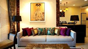 Awesome Oriental Home Decor Ideas Classic Modern Asian Living Interior Designs With White Sofa And Wooden Coffee Table