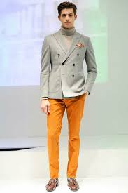 which chinos to wear with a grey double breasted blazer men u0027s