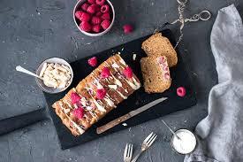 Glutenfreier Kuchen Rezept Ohne Nã Sse Glutenfreier Und Veganer Himbeer Rührkuchen