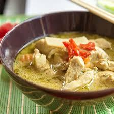 cuisine au lait de coco recette emincés de poulet au lait de coco