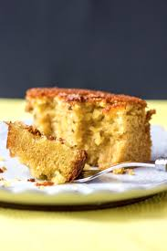 Ive Had My Eye On This Recipe For Rustic Olive Oil Cake With Honey Syrup Some Time Now As The Name Suggests Is Substituted Butter