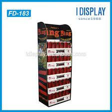 Liquor Bottle Display Stand Water Stands Beer Cardboard Floor