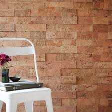 peel and stick cork tiles from west elm 280 for 20 sq ft might