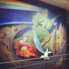 Denver International Airport Murals Youtube by 17 Bizarre Conspiracy Theories That U0027ll Freak You The Hell Out