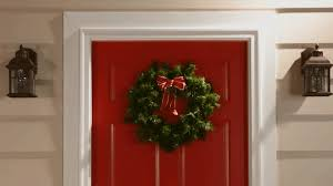 Christmas Office Decorating Ideas For The Door by Pretty Christmas Door Decorations