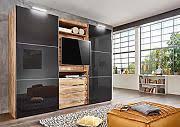 schlafzimmerschrank mit tv günstig kaufen lionshome