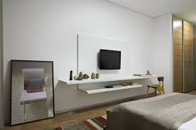 Tv In Bedroom Ideas Modern On Intended For Wall Mount TV Home Design By John 9