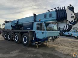 100 Truck For Sale In Maryland 2005 TADANO ATF804 ALL TERRAIN CRANE Crane For In