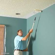 Zinsser Popcorn Ceiling Patch Home Depot by How To Touch Up Textured Ceiling Paint Textured Ceiling Paint