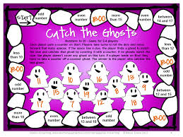 Halloween Multiplication Worksheets 4th Grade by Fun Games 4 Learning October 2013