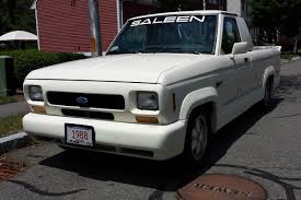 Saleen Ranger Represents Is A Collector's Bargain