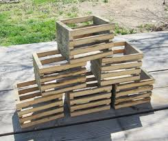Wedding Decor Lot Of 6 Reclaimed Wood By CountryByTheBumpkins