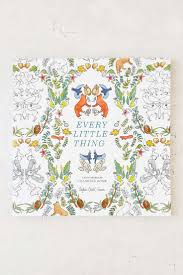 From Urban Outfitters Every Little Thing A Flat Vernacular Coloring Book By Payton Cosell Turner