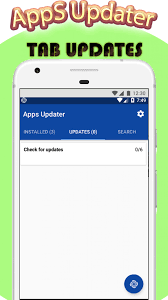 Buy Apps Updater Productivity and Utilities For Android