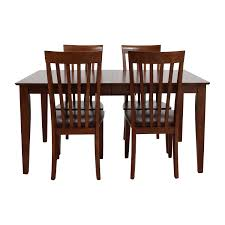 45% OFF - Boston Interiors Boston Interiors Tuscany Dining Set / Tables Normandy Round Ding Table And 4 Skandi Chairs Tuscan Spanish 3 Sizes Trestle Bedroom Comfy For Elegant Room Unique Heals Heals Bernards Fniture Group Casual Annecy Arhaus Small With Teal Chair And 52 Off Pier 1 Imports Chesington Brown Bar 60 Inch Outdoor Patio 6 Ebay Tables Tuscan Ding Room Fniture Set Marceladickcom Avondale Dinner Perfect Sets Upholstered Style Sovereign