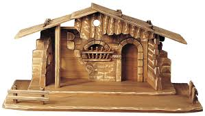 Nativity Stable By Bernardi - Tyrol - Manger Scenes | Noel ... Was Jesus Really Born In A Stable Nativity Scene Pictures Hut With Ladder And Barn Online Sales On Holyartcom Scenes Nativity Sets Manger Display Yonderstar Handmade Wooden Opas Scene Christmas Set Outdoor Manger Family Wooden Setting House Red Roof Trough 2235x18 Cm For Vintage Wood Creche Religious Amazoncom Fontani 5 54628 Stable Fountain 28x42x18cm Fireplace 350x24 Bungalow Like Neapolitan 237x29cm