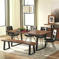 Rustic Dining Room Chairs Living Set With Bench Coaster Fine Furniture