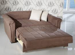 Istikbal Regata Sofa Bed by Bed Victoria Dark Brown By Istikbal