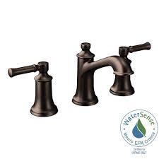 Bathroom Sink Faucets Home Depot by Moen Bathroom Sink Faucets Bathroom Faucets The Home Depot